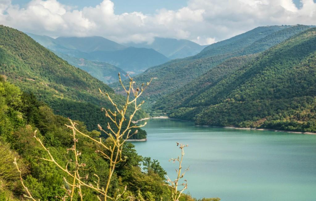 Грузия Джинвали