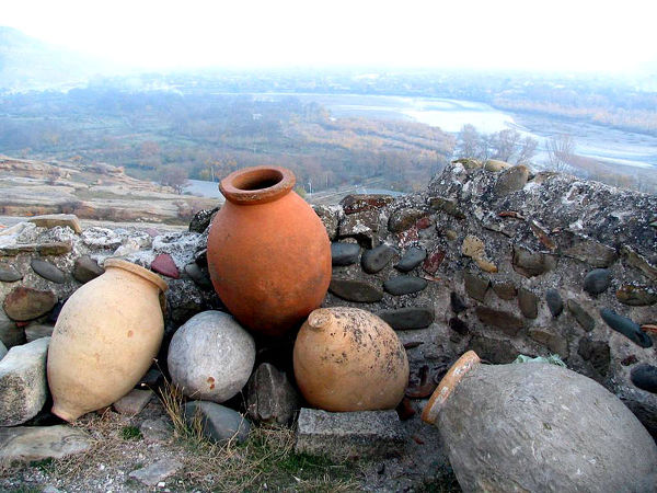 Квери для вина в Грузии