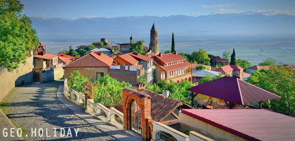 Сигнахи -город любви Грузии