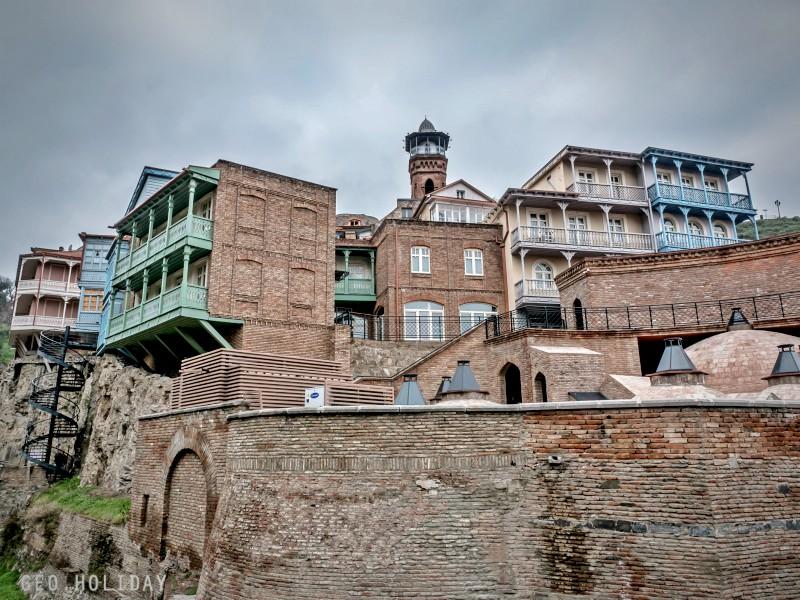 город Тбилиси заказать тур по городу