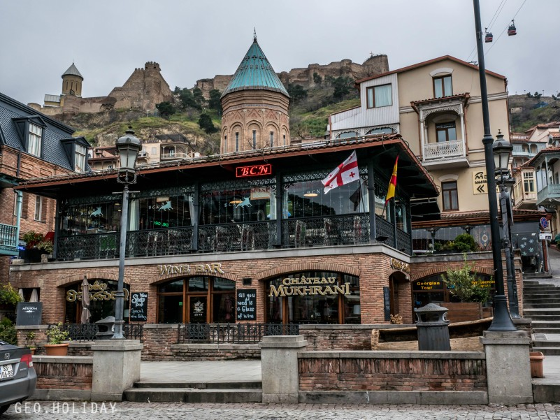 Тбилиси тур по старому городу