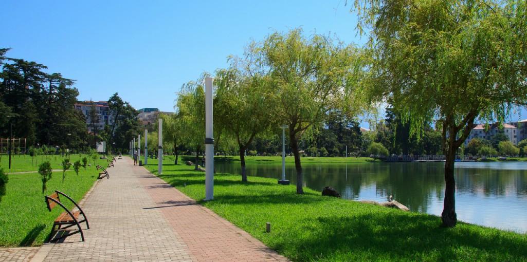 Батуми парк 6 мая