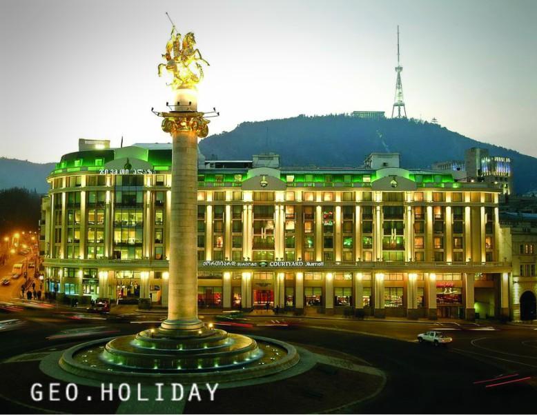 трансфер Тбилиси аэропорт - Тбилиси