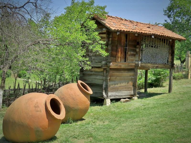 достопримечательность Грузии - Этнографический музей Тбилиси