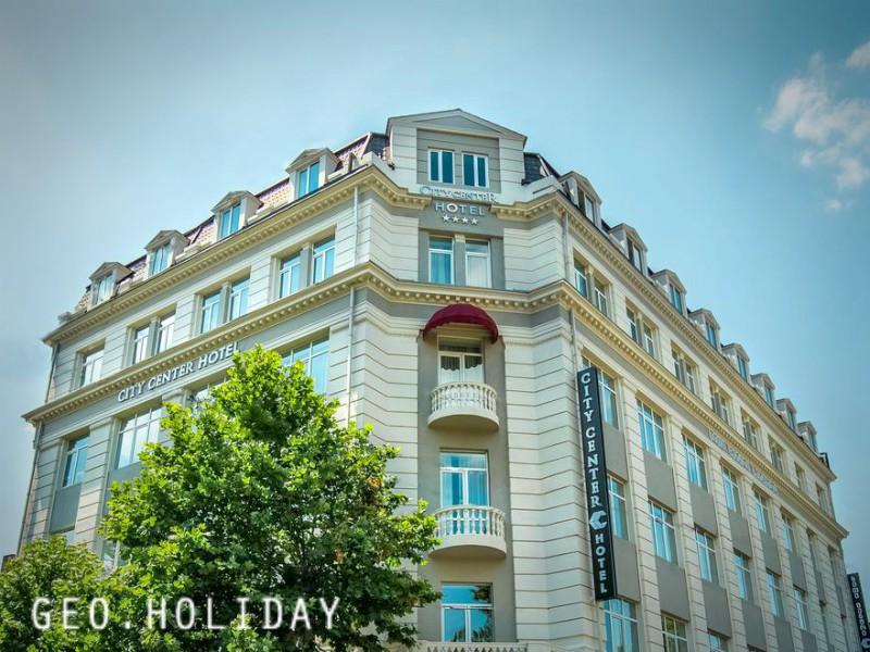 отель Hotel City Center