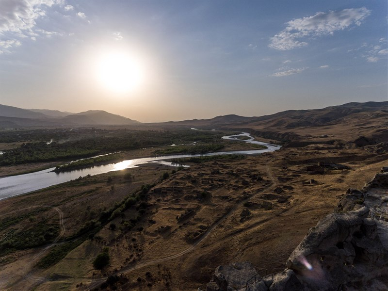 картинка региона - Кахетия, image of Georgian region - Kakheti