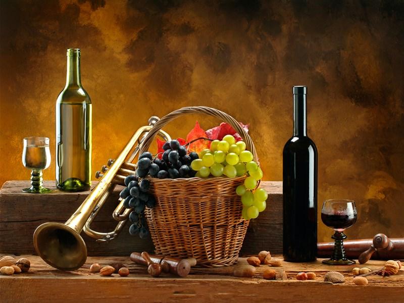 Грузинское вино - Хванчкара