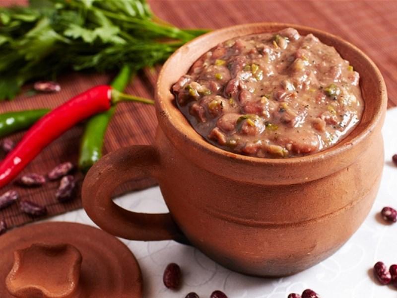 Грузинская кухня, блюдо - Лобио
