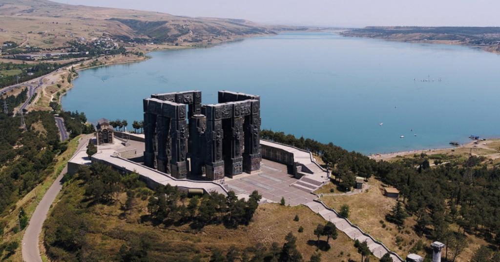 Мемориал история Грузии-Грузинский Стоунхендж