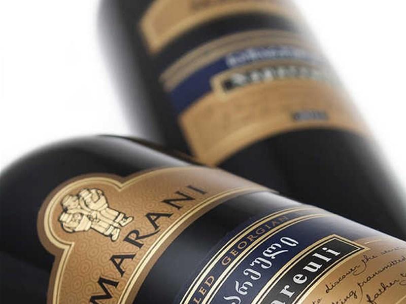 Грузинское вино - Напареули
