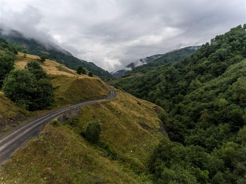 картинка региона - Рача-Лечхуми и Нижняя Сванетия, image of Georgian region - RachaLechkhumuKvemoSvaneti