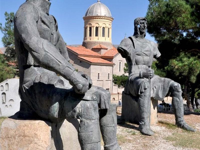 картинка региона - Шида-Картли, image of Georgian region - Shida Kartli