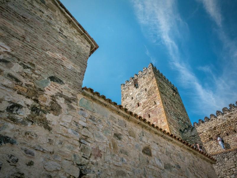 Стены Крепости Ананури