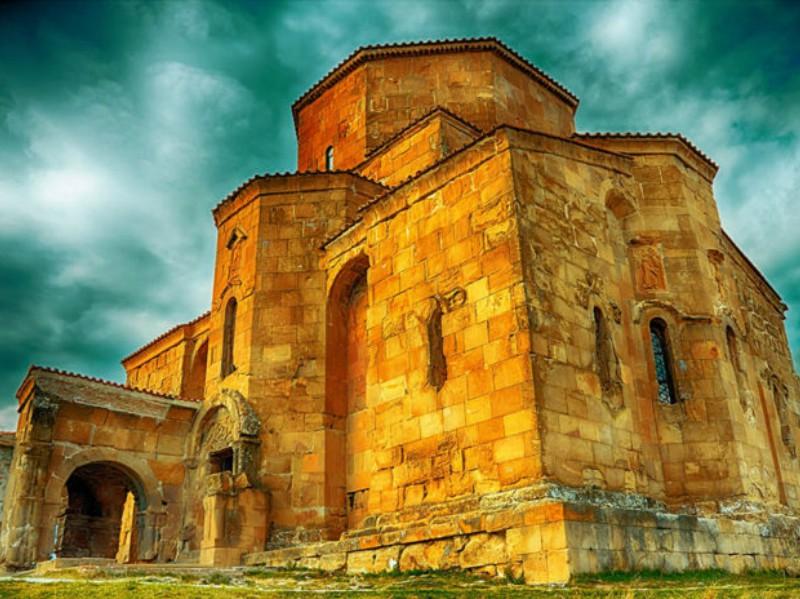 Тур в мужской монастырь Джвари (Мцхета)
