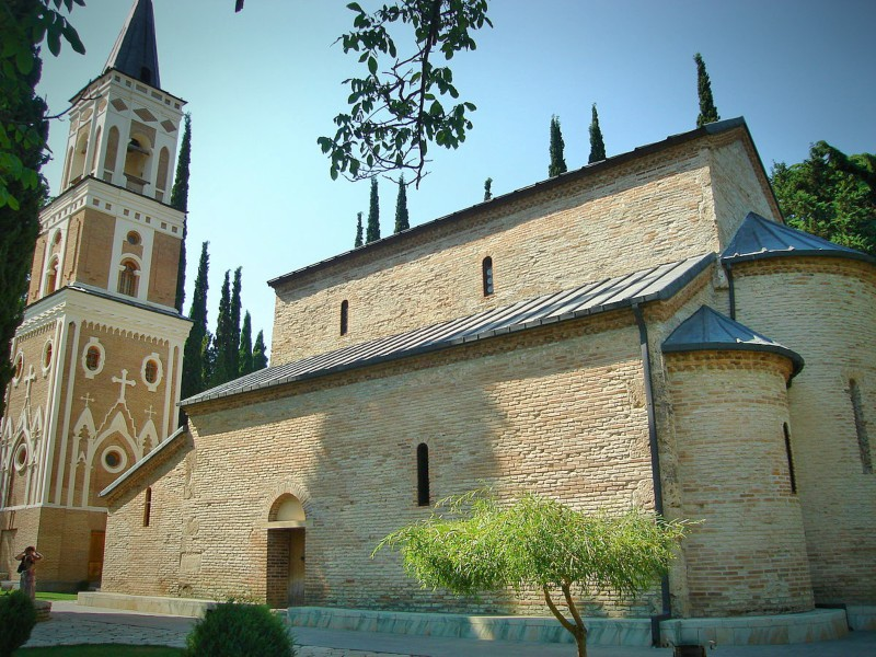 Тур в Кахетию, Женский монастырь «Бодбе»