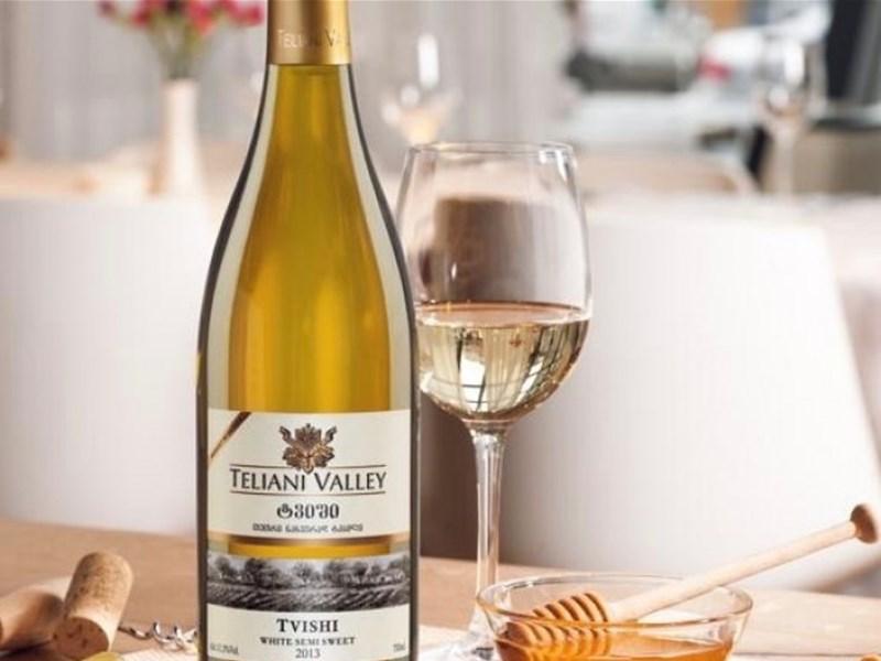 Грузинское вино - Твиши