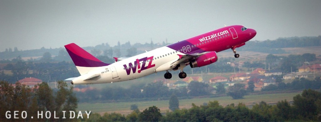 wizzair air plane самолет
